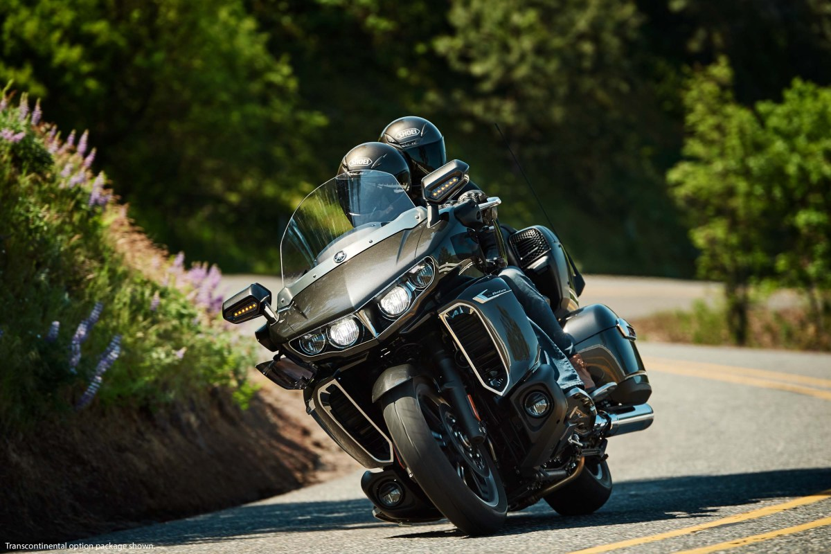 Yamaha Just Put the Honda Gold Wing on Notice